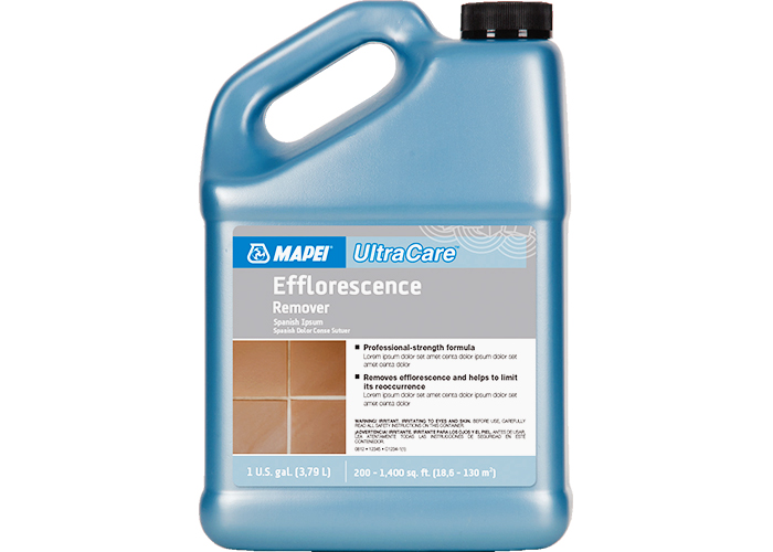 Efflorescence Remover Ultracare by MAPEI