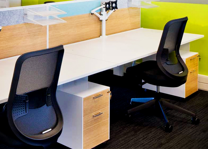 Complete Office Fitouts by Aspect