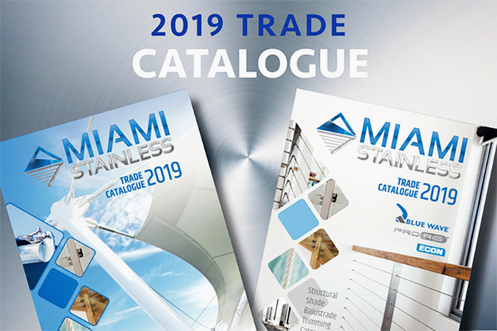 Econ Economy Stainless Steel Hardware from Miami Stainless