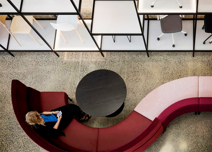 GECA Certified Commercial Furniture - Aspect Furniture Systems