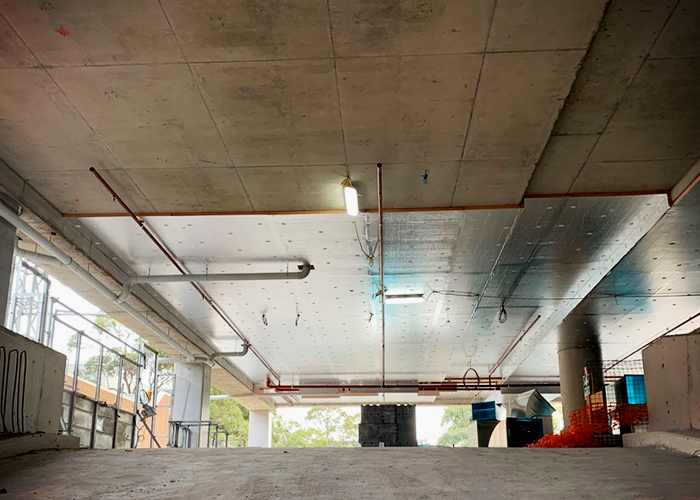 Insulating Soffit Board from Kingspan