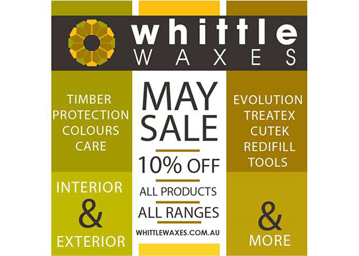 New Timber Protection Online Shop from Whittle Waxes