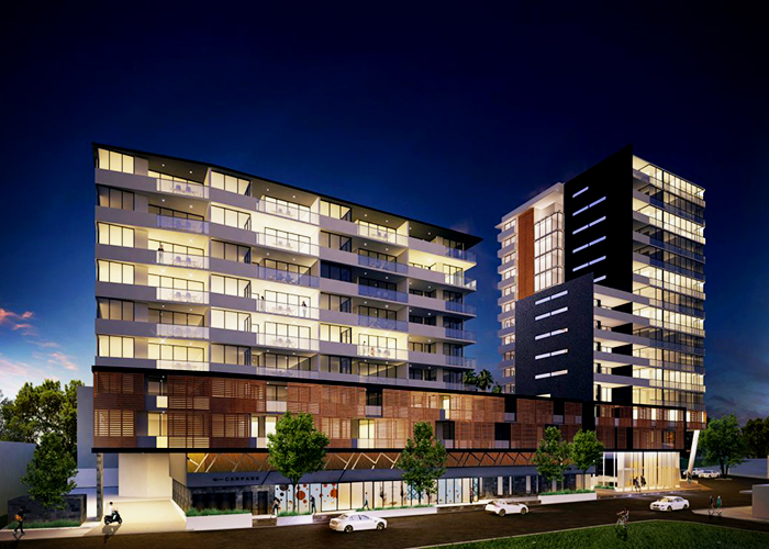 Waterproofing for Tweed Heads Apartments by Bayset