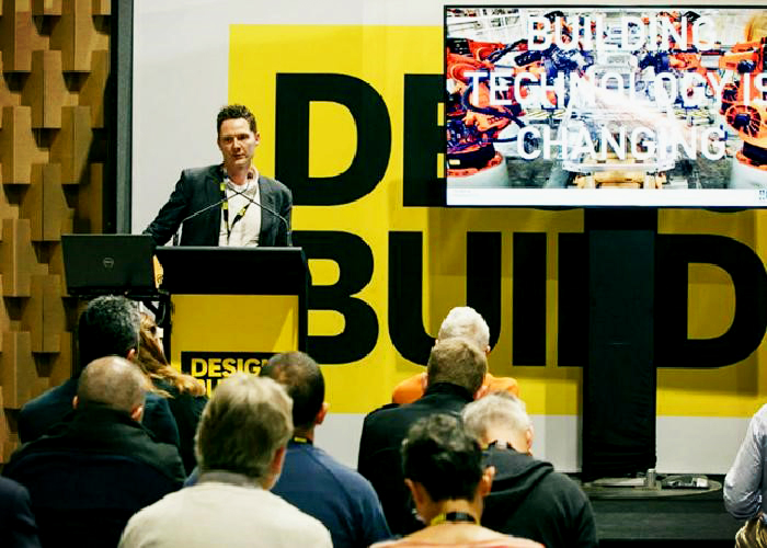 What's on at DesignBUILD 2019?