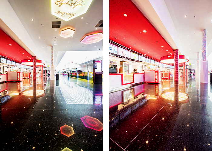 Terrazzo Flooring For City Shopping Centres From Trend