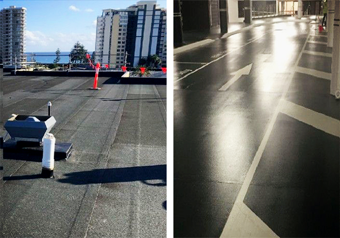 Commercial & Civil Concrete Protection Sydney from Danlaid
