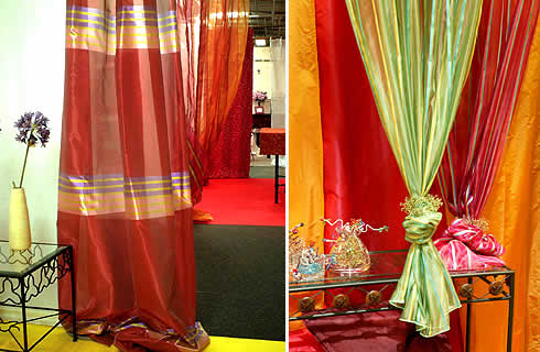 Current Line Europe Top Quality Fabrics Curtains