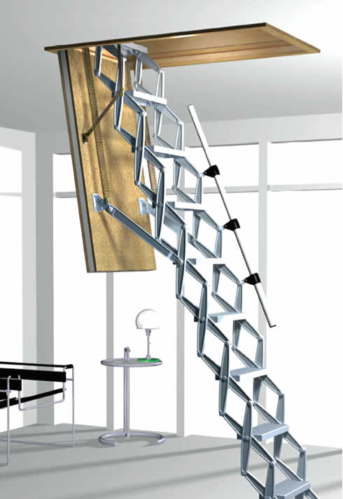 Move Up In The World With Quot Columbus Quot Access Ladders The