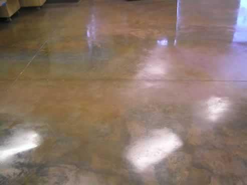Concrete Polished Floor Heating Polished Concrete
