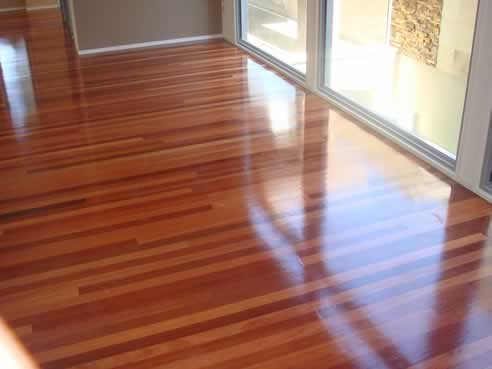 Timber Flooring From Wood Floor Solutions