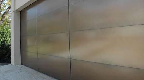 Designer Garage Doors From Axolotl Metal Mesmerizing Designer Garage Door