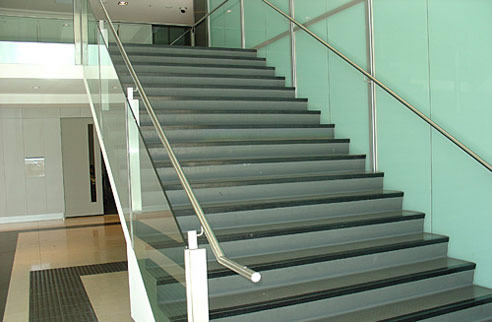 Steel Permanent Formwork EasyStair from Bao Engineering