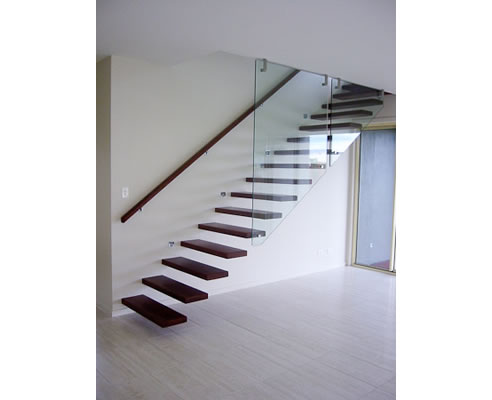 Cantilevered Stair Treads From Arden Architectural Stairs