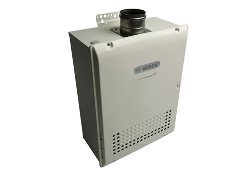 Bosch 32c hot water system wins ecobuy award 2011 for Efficient hot water systems