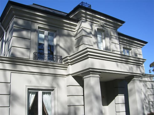 External Facades Amp Mouldings Chad Plaster Amp Facades