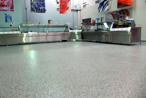 Commercial Floor Coatings E Coat Concrete Floor Finishes