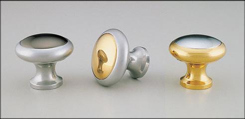 Two Tone Solid Brass Knob Kethy Australia Kirrawee Nsw 2232