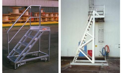 Custom Built Ladders Little Jumbo Ladders Braeside Vic 3195
