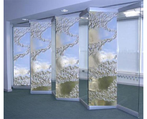 Textured Glass Murano Walls Five Dock Nsw 2046