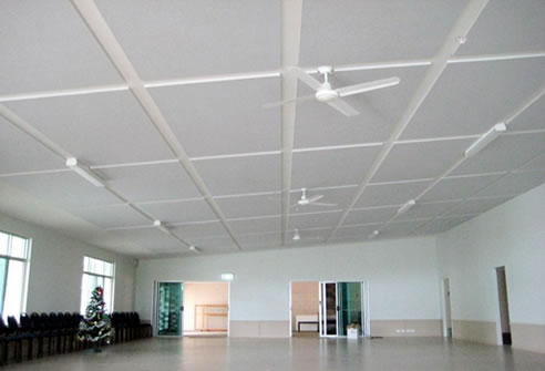 Acoustic Ceiling Treatments Quiet Art Gold Coast Qld 9726