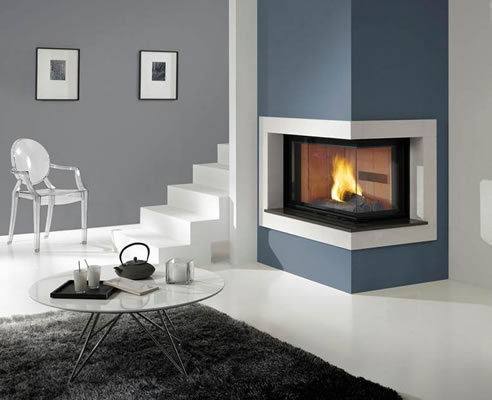 Wood And Gas Fireplaces Chazelles Fireplaces Australia
