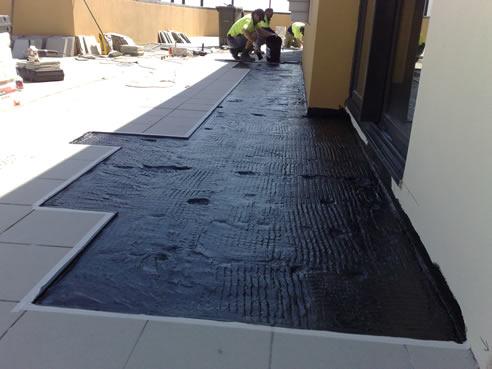 Balcony Waterproof Membranes F E W Waterproofing Coburg