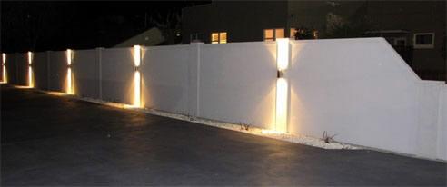 Lighting Exterior Wall Panels Modular Wall Systems