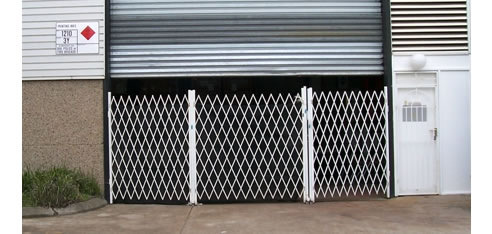 Security Doors For Mining Industry Australian Trellis