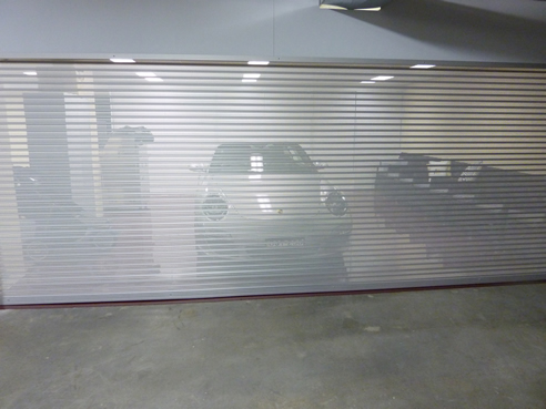 Garage Door Roller Shutters Visionshield Rollashield Revesby Nsw 2212