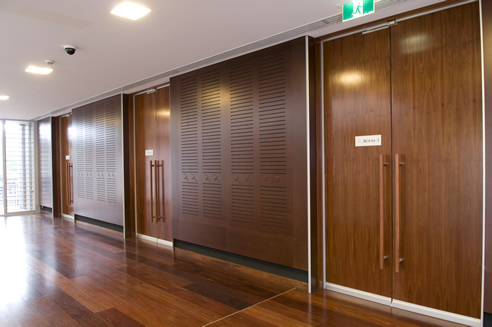 Acoustic Operable Walls Decor Systems Australia