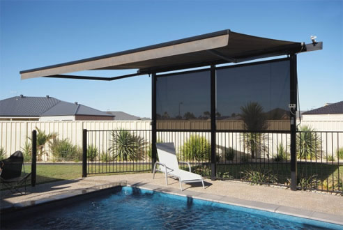 Specialty Blinds And Awnings Shadewell Awing Systems Box