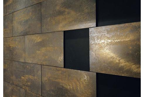Metal Look Porcelain Tiles | MDC Mosaics