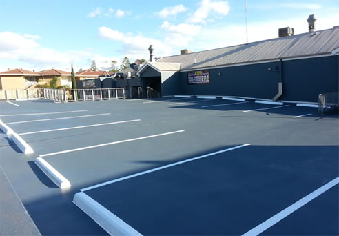 car park protective coatings