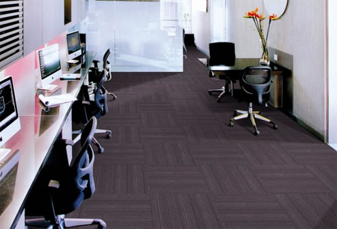 Commercial Nylon Carpet Tiles from Pro-Tile