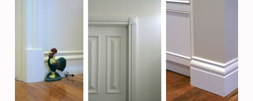 Colonial Style Skirting Boards Australian Moulding Company
