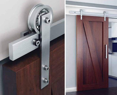 barn door hardware & Sliding Barn Door Hardware | Brio