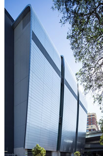 global switch alucobond facade