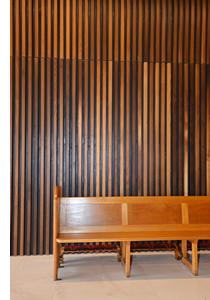 Timber Slat Interior Paneling Supawood