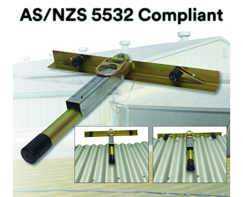 Portable Roof Anchor By Dbi Sala 3m Safety
