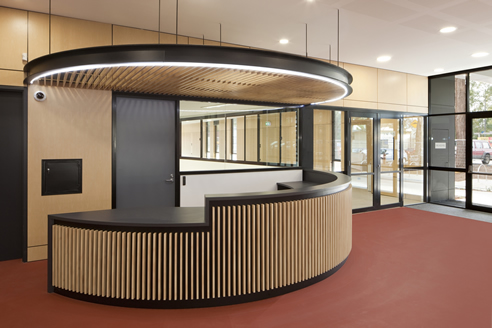 Acoustic And Decorative Timber Panels Supawood