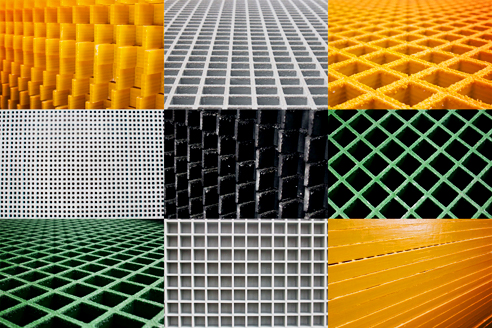 Grating from Composite Engineering