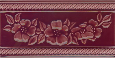 Authentic Period Ceramic Wall Tile