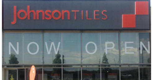Johnson Tiles Point Cook showroom