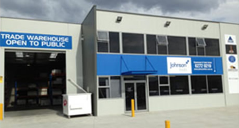 Johnson Tiles Brisbane branch