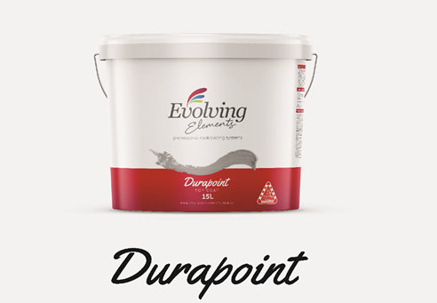 Durapoint roof tile pointing compound