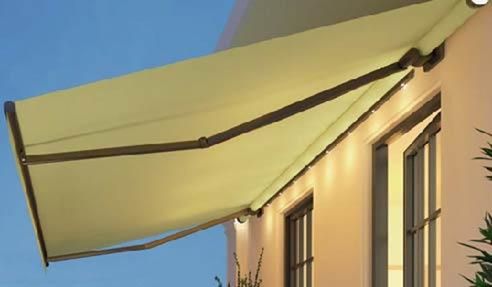 Folding Outdoor Awning