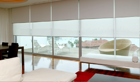 Window Furnishing Dual Roller Blinds
