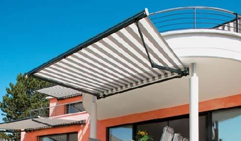 Why Choose Retractable Folding Arm Awnings In Brisbane