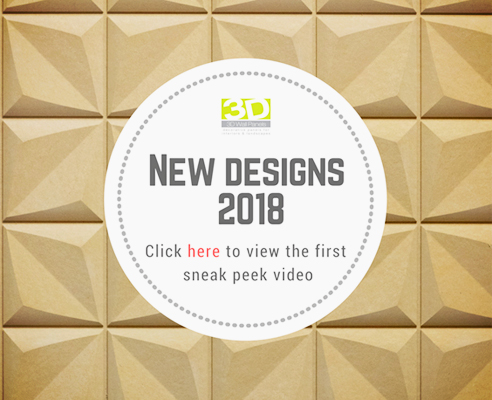 2018 3D wall designs from 3D Wall Panels