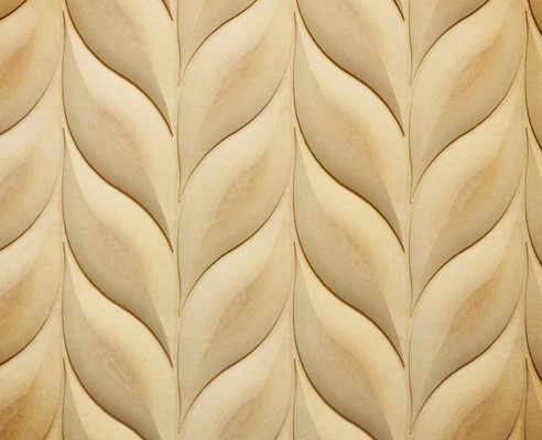 Braids 3D wall design from 3D Wall Panels